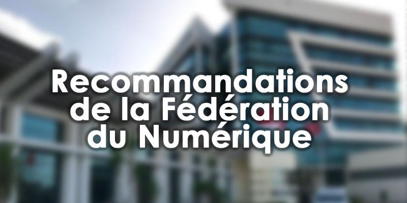 Les recommandations de la Fédération du Numérique aux entreprises
