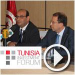 En vidéos : Détails sur l'événement économique 'Tunisia Investment Forum 2014'