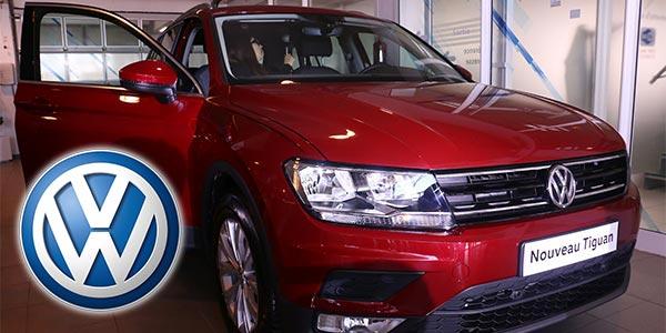 En vidéo : Tous les détails sur le nouveau Tiguan de Volkswagen disponible chez Ennakl Automobiles