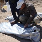 Irak: 470 corps exhumés des fosses communes de Tikrit