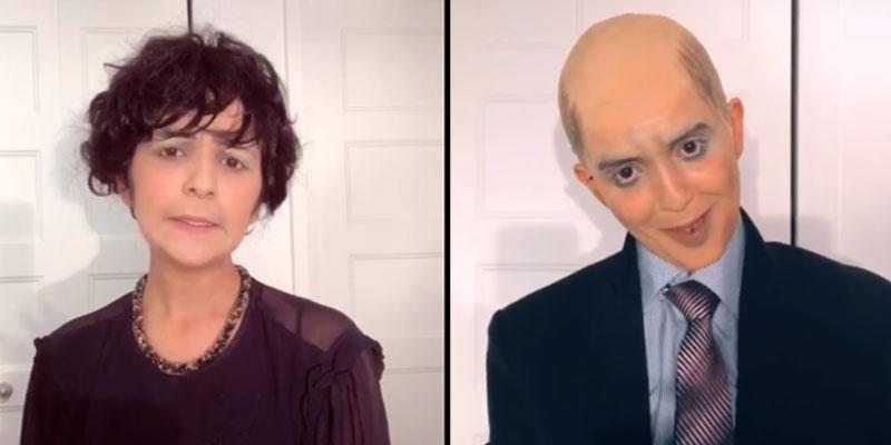 En vidéo : Quand Noor imite les politiciens tunisiens…
