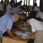 65 heures de diffusion pour les spots de la campagne électorale des législatives 2014