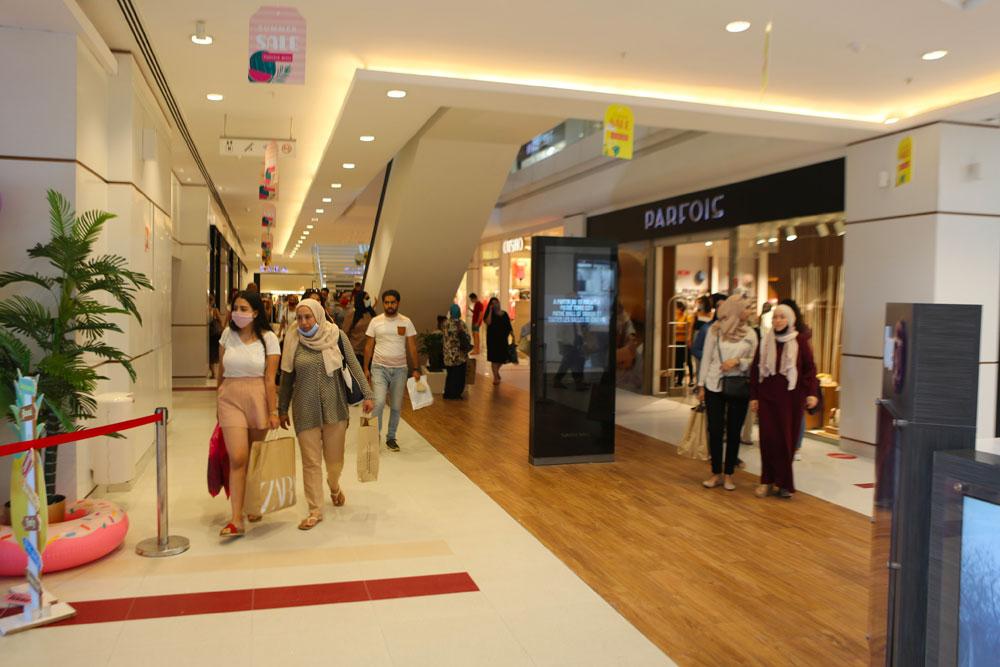 تونزيا مال يطلق مهرجان التسوق بتخفيضات تصل الى 80% ومفاجئات هامة