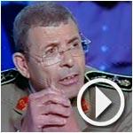 Général Ammar : Les mines étaient artisanales et certaines étaient chargées de TNT