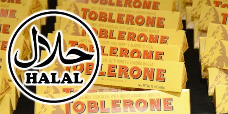 Le chocolat Toblerone certifié Halal, un appel à un boycott massif lancé…