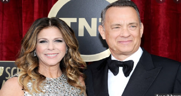 Tom Hanks et Rita Wilson commencent à