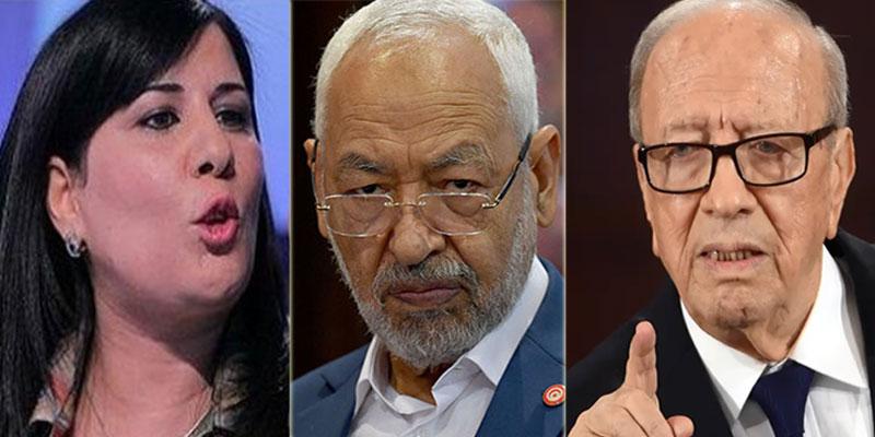 Top 6 des personnalités politiques les moins appréciées des tunisiens