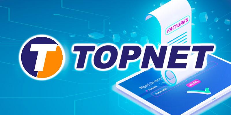 TOPNET réactive les connexions suspendues durant le mois de Mars
