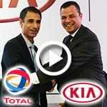 En vidéo : Total Tunisie et KIA ensemble pour les lubrifiants TOTAL Quartz