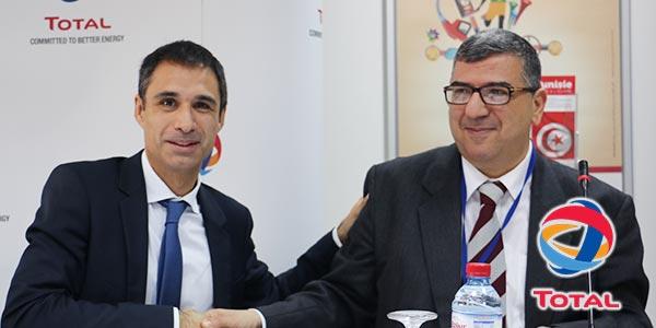 En vidéos : Total Tunisie signe des conventions de partenariat avec trois Grandes Ecoles
