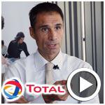 En vidéo : Matthieu Langeron, DG de Total parle du role sociétal et de l'opération plage propre