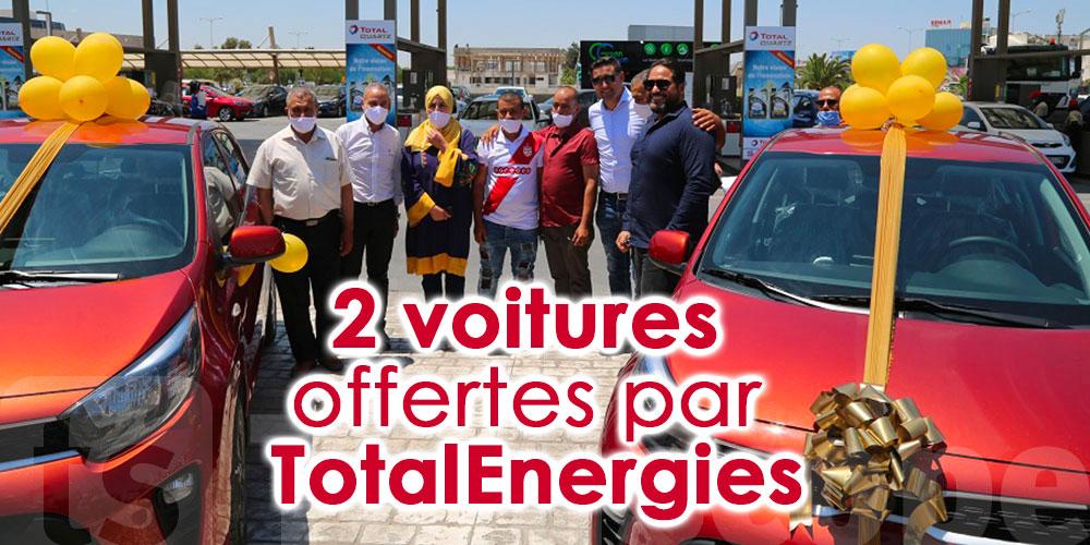 En vidéos : Découvrez les gagnants des voitures du concours TotalEnergies