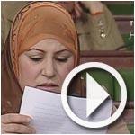 En vidéo : Sonia Toumia innove aussi dans l'exercice de la langue arabe