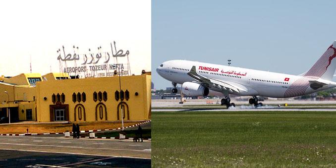 توزر: عطب في طائرة قادمة من باريس باتجاه جربة والركاب عالقون منذ الأمس