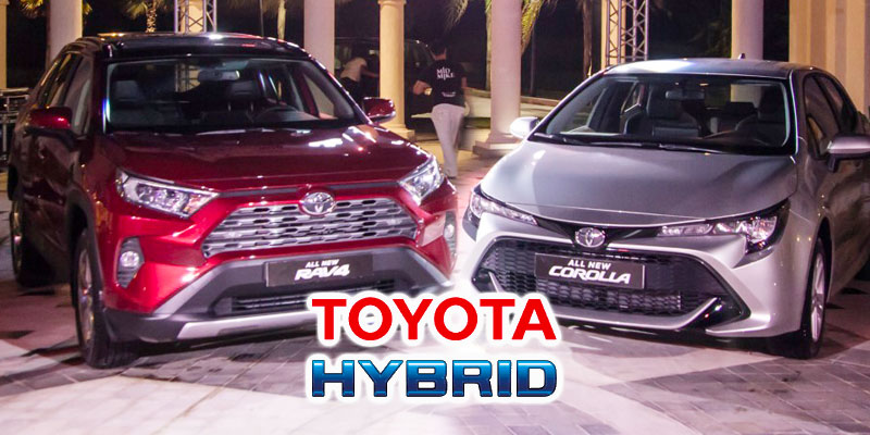 Prix et détails des Toyota Corolla et Rav4 en Tunisie