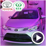 En vidéo :  BSB Toyota inaugure son agence rue Kemal Atatürk