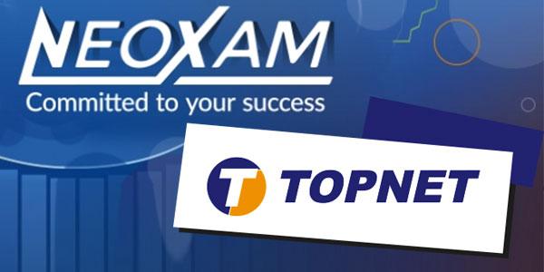NEOXAM et TOPNET signent un contrat majeur dans le domaine du très haut débit