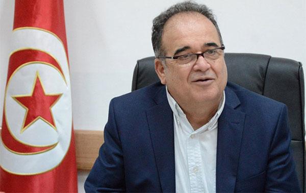 Mohamed Trabelsi remplace feu Slim Chaker par intérim