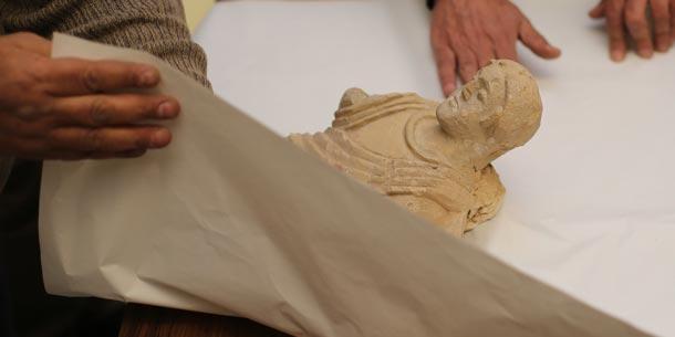 Ils ont dérobé un château appartenant à la famille de Ben Ali : Arrestation de deux individus pour trafic d'antiquités