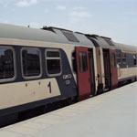 Chronique d'un voyageur en train