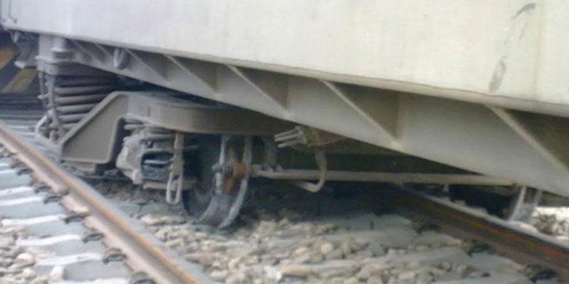 إيقاف احتجاجي لحركة القطارات بمحطتي السرس والدهماني بالكاف