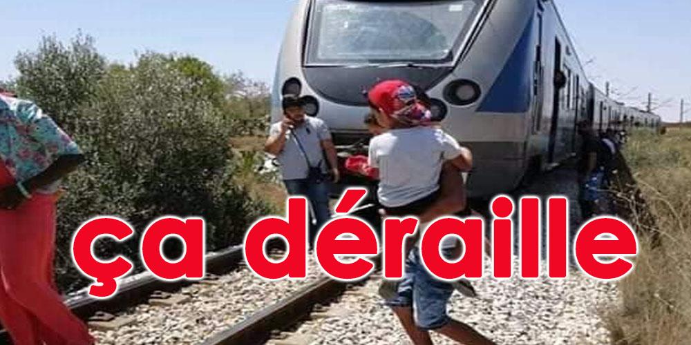 La vitesse et la chaleur font dérailler le métro du Sahel à Monastir