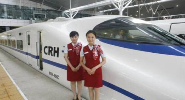 الصين تطلق أسرع قطار في العالم