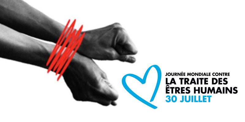 La Tunisie rejoint la Campagne Cœur bleu contre la traite des personnes