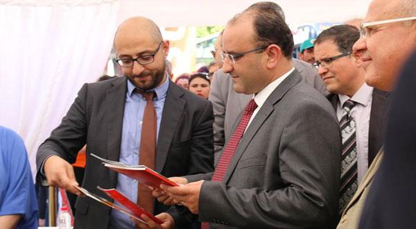 افتتاح معرض النقل الحضري بتونس الكبرى