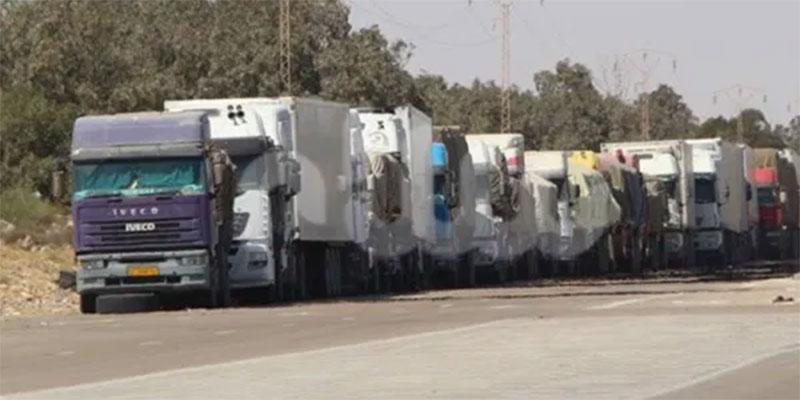 إجراءات خاصة من وزارة النقل للتقليص من تنقل الأشخاص بين تونس و ليبيا