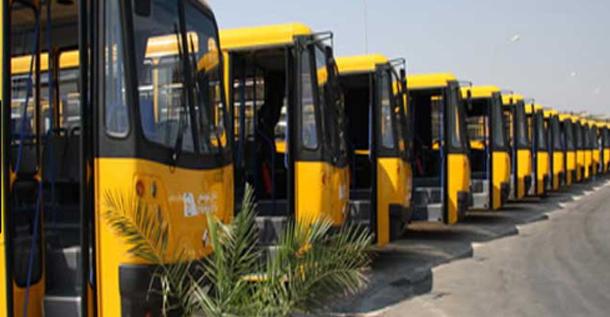 وزارة النقل تؤكد جاهزيتها لتأمين العودة المدرسية