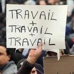 Des diplômés chômeurs protestent à la Kasbah