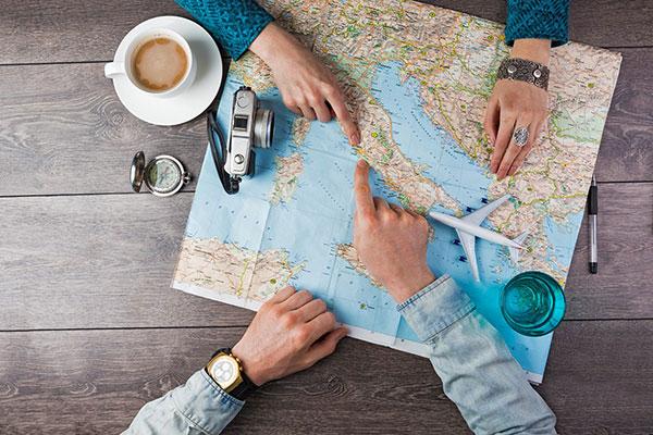 Top 5 des meilleurs sites de comparaison de vols