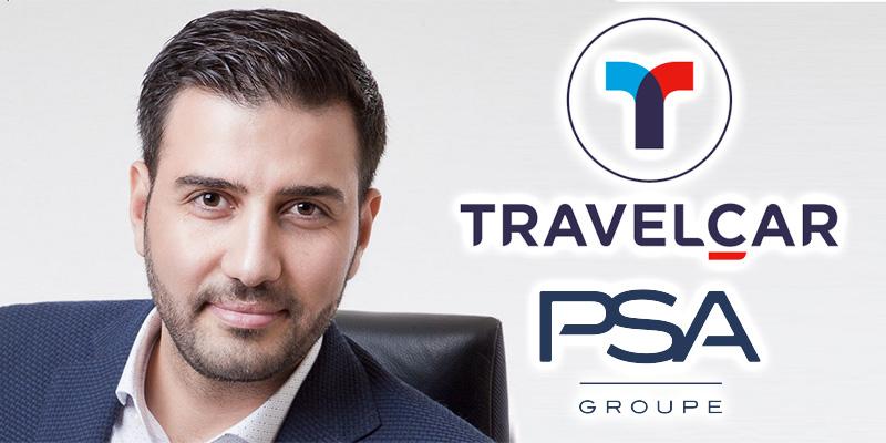 Le Tunisien Ahmed Mhiri vend sa startup Travelcar à PSA