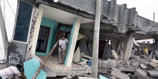 Séisme en Equateur : Bilan de plus de 600 morts