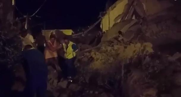 زلزال قوته 4 درجات يضرب جزيرة ايطالية
