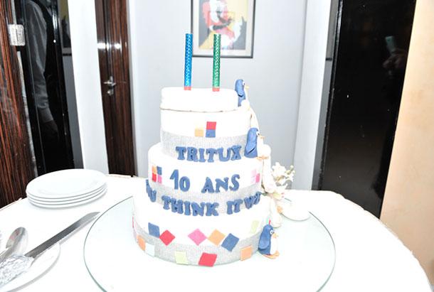 TRITUX Souffle sa 10ème Bougie : 10 années … toute une Histoire ! Dix ans de travail, d'innovation et de réalisation