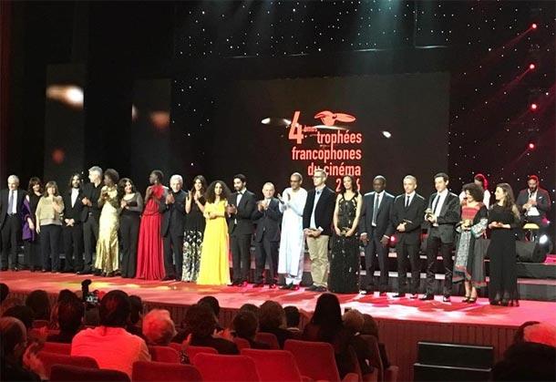 Le trophée du Long Métrage Fiction décerné au film tunisien ''À PEINE J'OUVRE LES YEUX''