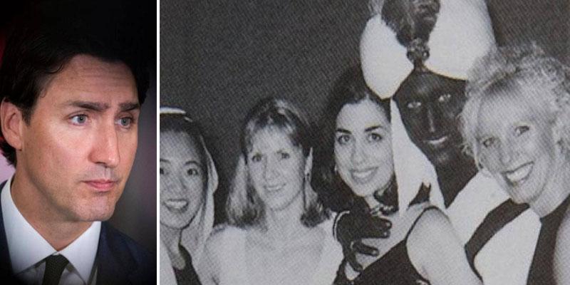 كندا: ترودو في ورطة محرجة بعد صورة له متنكرا في شكل رجل أسود