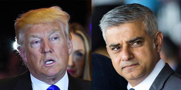 Trump s'en prend au maire de Londres après l'attentat