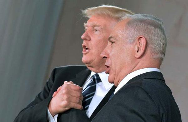 محللون فلسطينيون : إسرائيل حققت عدة مكاسب من زيارة ترامب للمنطقة