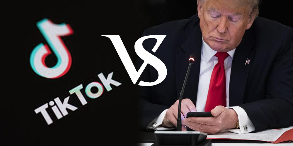 Donald Trump veut interdire TikTok aux Etats-Unis