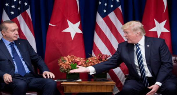 ترامب: أردوغان أصبح صديقا لي