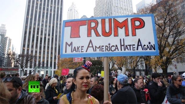 La 'marche des femmes' anti-Trump débute en Australie