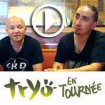 En vidéo : Le groupe TRYO chante 'l'hymne de nos campagnes' en Tunisie