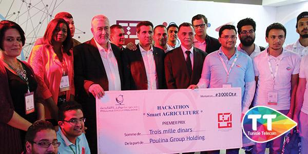 En vidéo : Le Smart Agriculture Hackathon 2017 au Siamap
