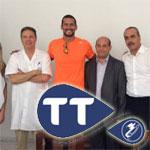 En ces jours de Ramadhan, Tunisie Telecom en compagnie d'Oussama Mellouli font le bonheur des enfants malades