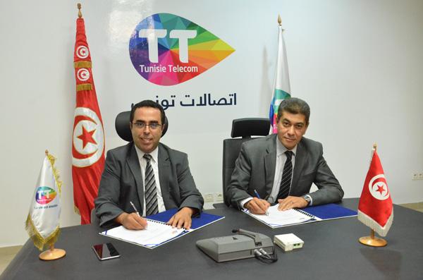 Tunisie Telecom et L'OIT   scellent un partenariat stratégique