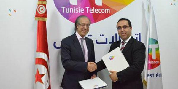 Tunisie Telecom et le Groupe CARTE consolident leur partenariat