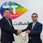 Tunisie Telecom partenaire officiel du Comité National Olympique Tunisien